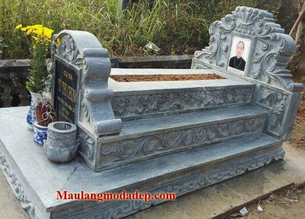 Mẫu mộ đơn giản LD 28