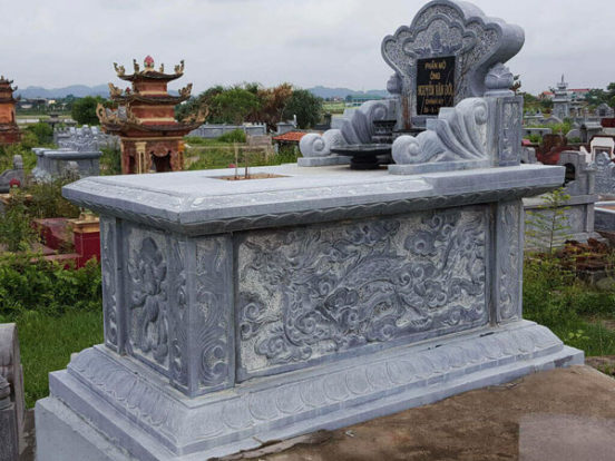 Mẫu mộ đơn giản LD 29