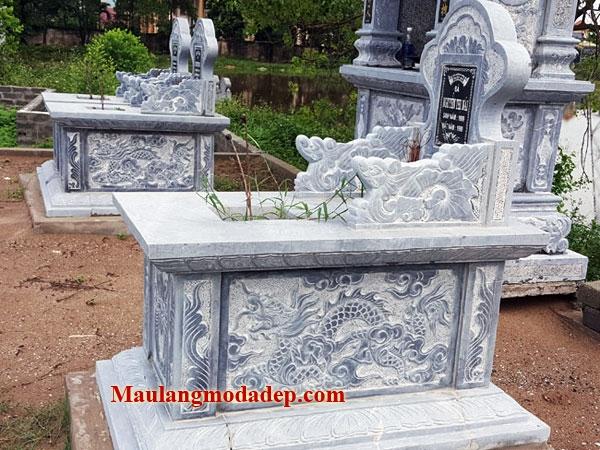 Mẫu mộ đơn giản LD 30 01