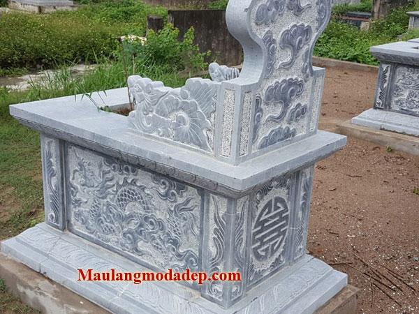 Mẫu mộ đơn giản LD 30 02
