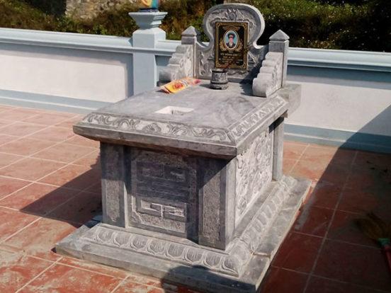 Mẫu mộ đơn giản LD 37