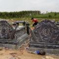 Mẫu mộ đơn giản LD 38