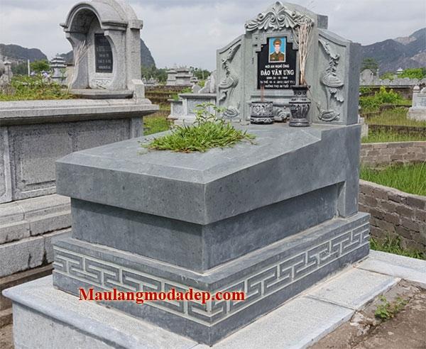 Mẫu mộ đơn giản LD 39
