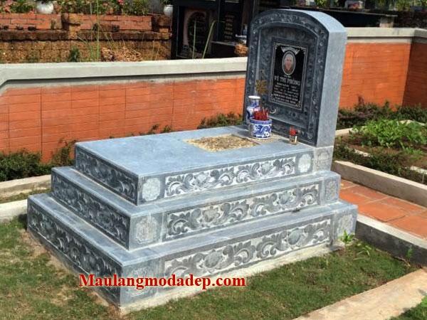 Mẫu mộ đơn giản LD 40