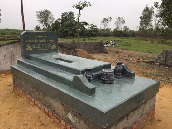Mẫu mộ đơn giản LD 41