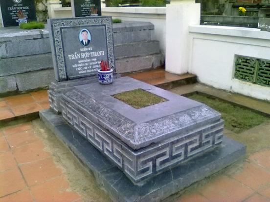 Mẫu mộ đơn giản LD 43