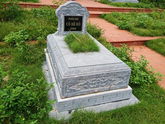 Mẫu mộ đơn giản LD 44