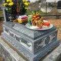Mẫu mộ đơn giản LD 46