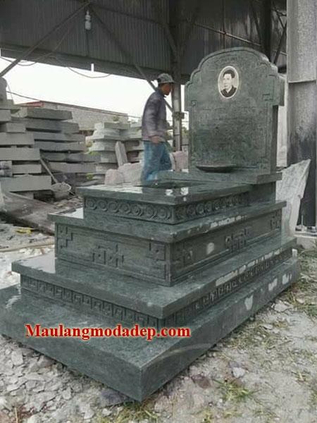 Mẫu mộ đơn giản LD 47