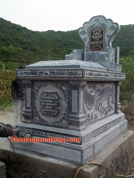 Mẫu mộ đơn giản LD 49