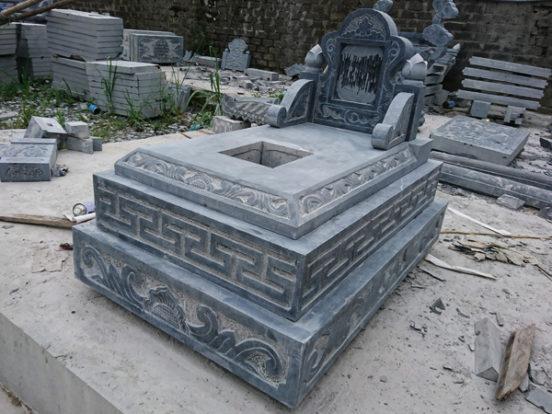 Mẫu mộ đơn giản LD 50