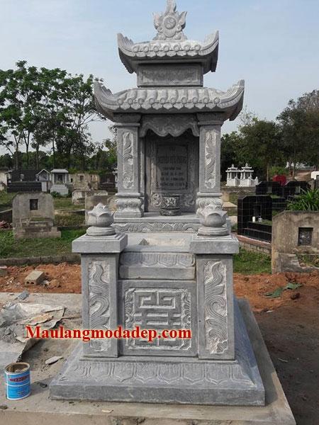 Mẫu mộ hai mái LD 20