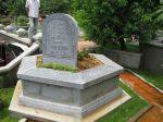 Mẫu mộ lục lăng LD 01