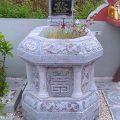 Mẫu mộ lục lăng LD 03
