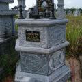 Mẫu mộ lục lăng LD 05