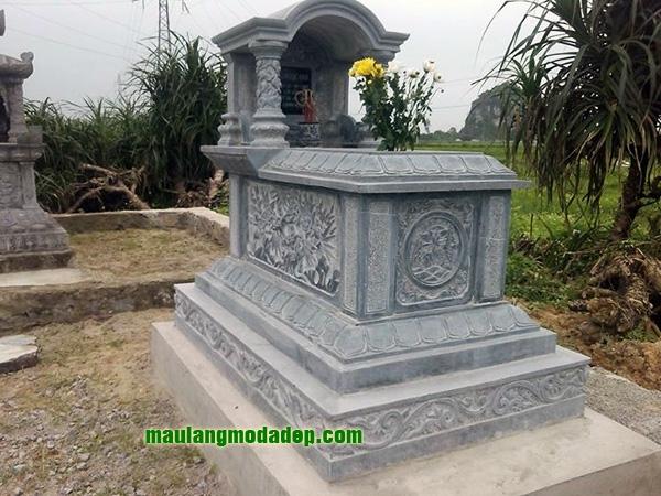Mẫu mộ một mái LD 06