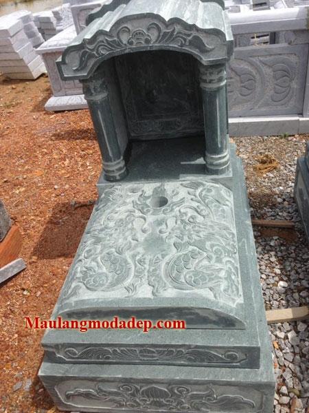 Mẫu mộ một mái LD 21