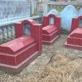 Mẫu mộ ốp gạch LD 03
