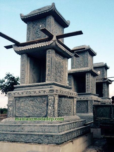 Mẫu mộ tháp LD 10