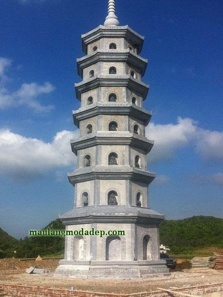 Mẫu mộ tháp LD 11