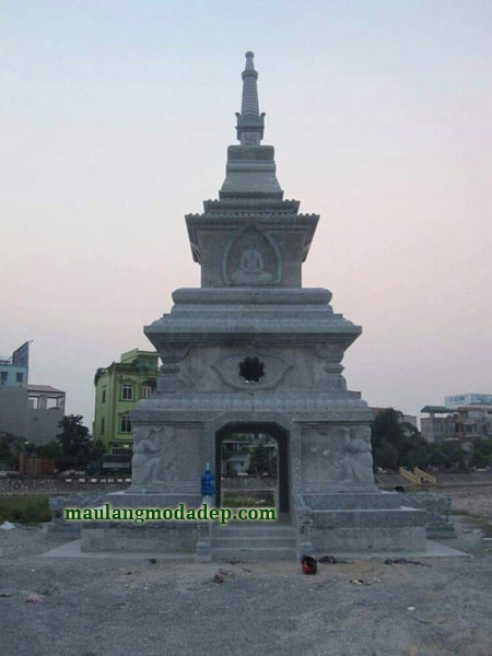 Mẫu mộ tháp LD 12 01
