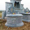Mẫu mộ tròn LD 09