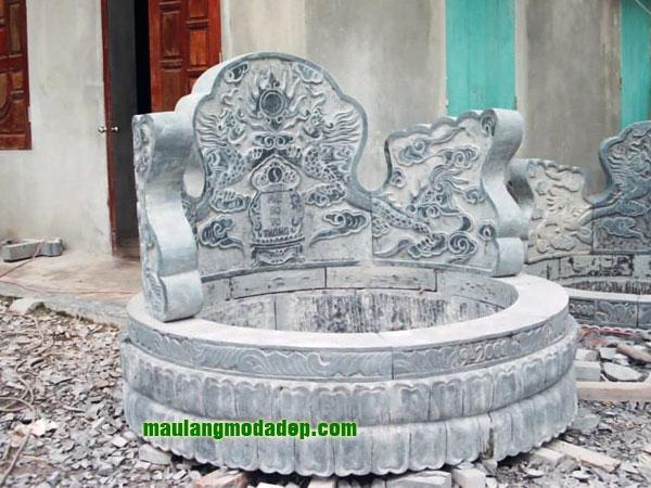 Mẫu mộ tròn LD 10