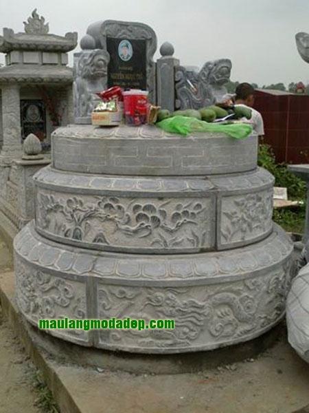 Mẫu mộ tròn LD 12