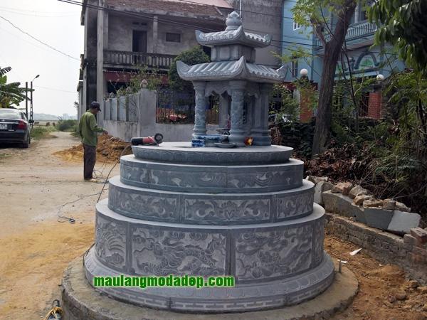 Mẫu mộ tròn LD 13