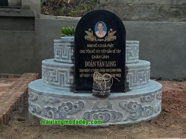 Mẫu mộ tròn LD 14