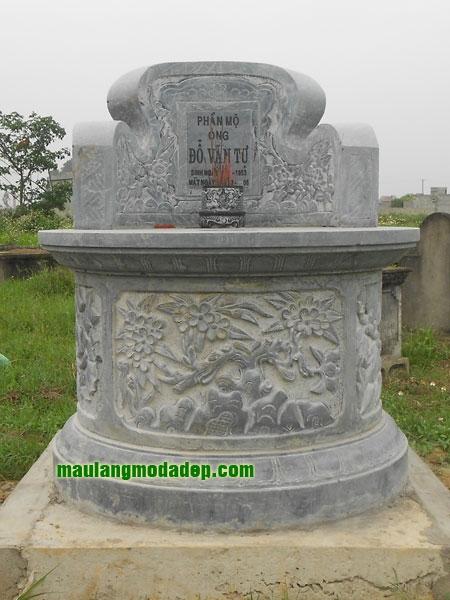 Mẫu mộ tròn LD 19