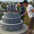 Mẫu mộ tròn LD 21