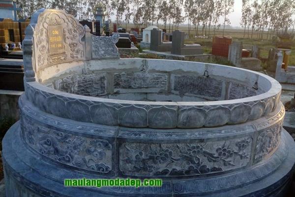 Mẫu mộ tròn LD 22