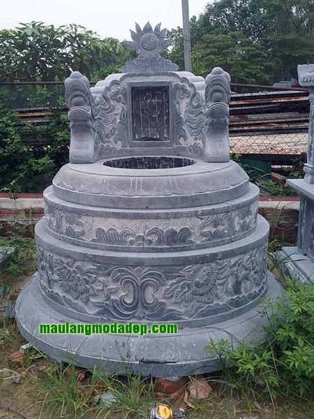 Mẫu mộ tròn LD 23