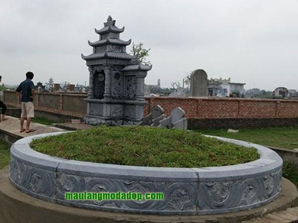 Mẫu mộ tròn LD 27