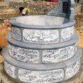Mẫu mộ tròn LD 28