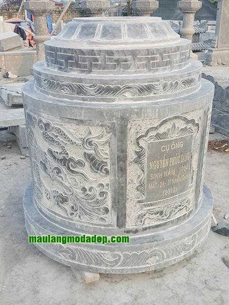 Mẫu mộ tròn LD 29