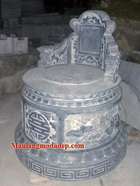 Mẫu mộ tròn LD 30