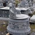 Mẫu mộ tròn LD 31