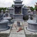 Mẫu mộ tròn LD 32