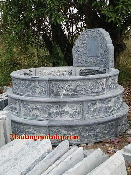 Mẫu mộ tròn LD 33