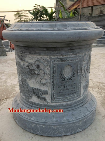 Mẫu mộ tròn LD 36