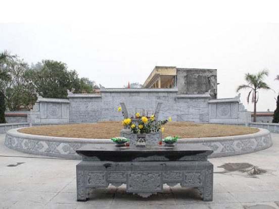 Mẫu mộ tròn LD 37