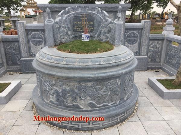 Mẫu mộ tròn LD 39