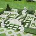 Mẫu thiết kế lăng mộ LD 13