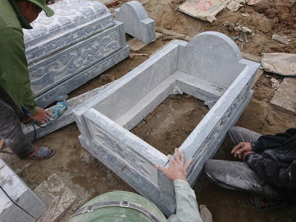 Giá trị tâm linh cao của Lăng mộ đá