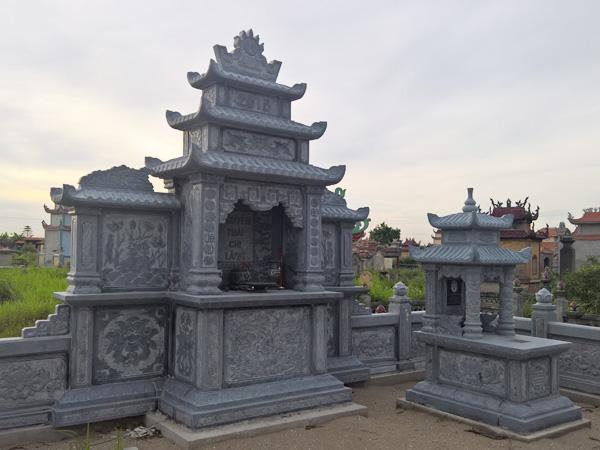 Lăng mộ đá Ninh Bình tồn tại cùng thời gian