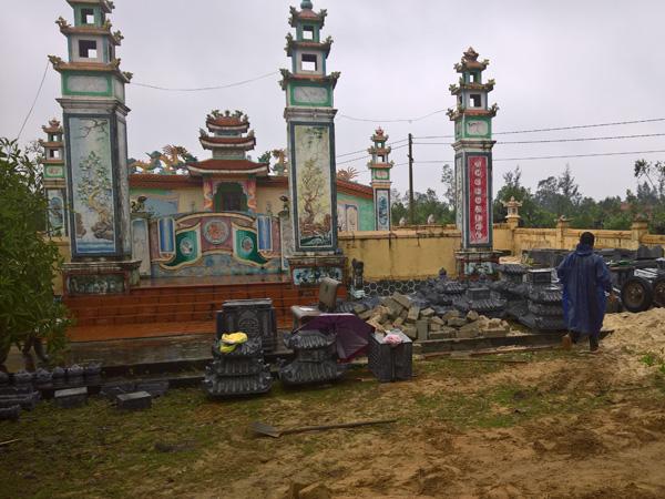 Lăng mộ đá Ninh Vân - vẻ đẹp kiến trúc Việt