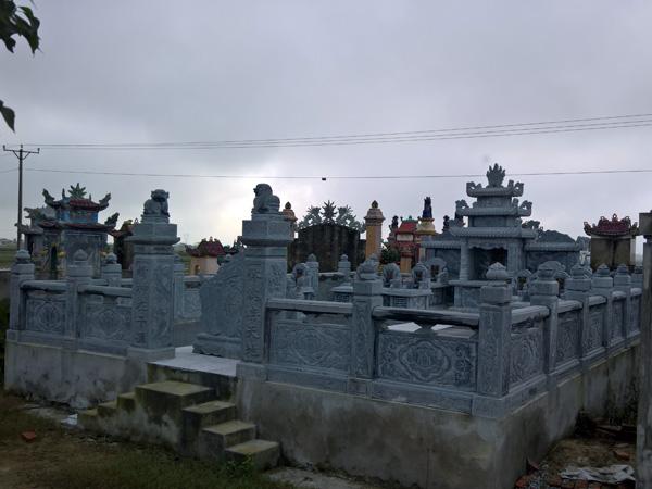 Ninh Bình nơi làm và bán mộ đá đẹp cao cấp